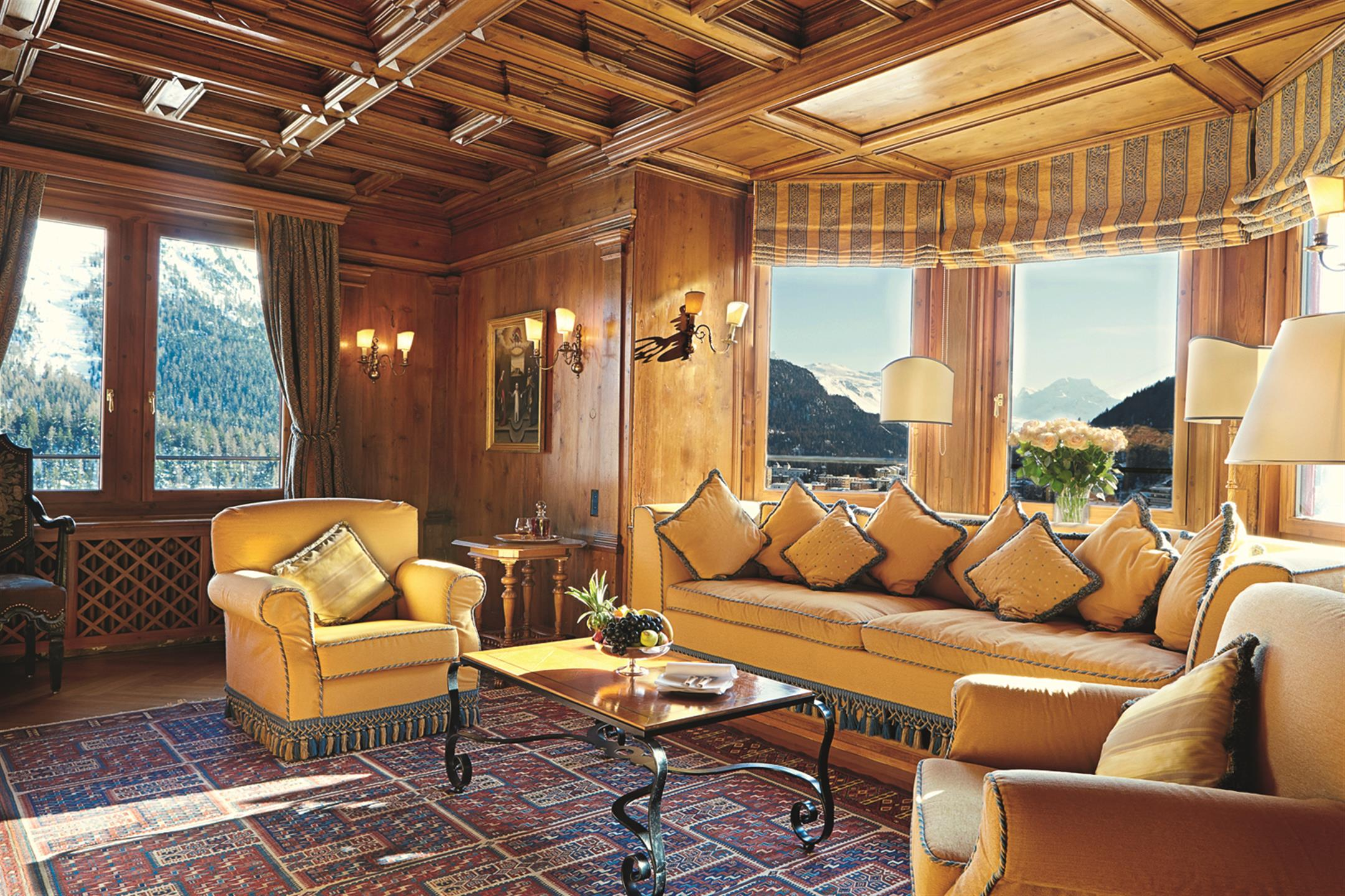 Suite Engadin Living