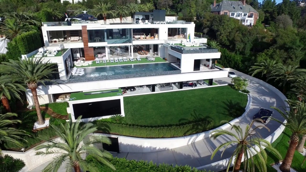500 million bel air estate known as the one to be complete in spring 2017 hopes to set world record